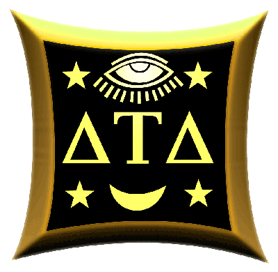 Delta Tau Delta Active Badge