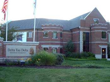 Delta Tau Delta National Headquarters Photo